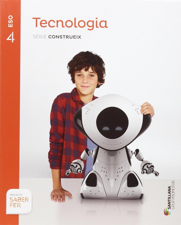 cat).(16).tecnologia 4t.eso (saber fer) (cat/bal) - Vv.Aa.