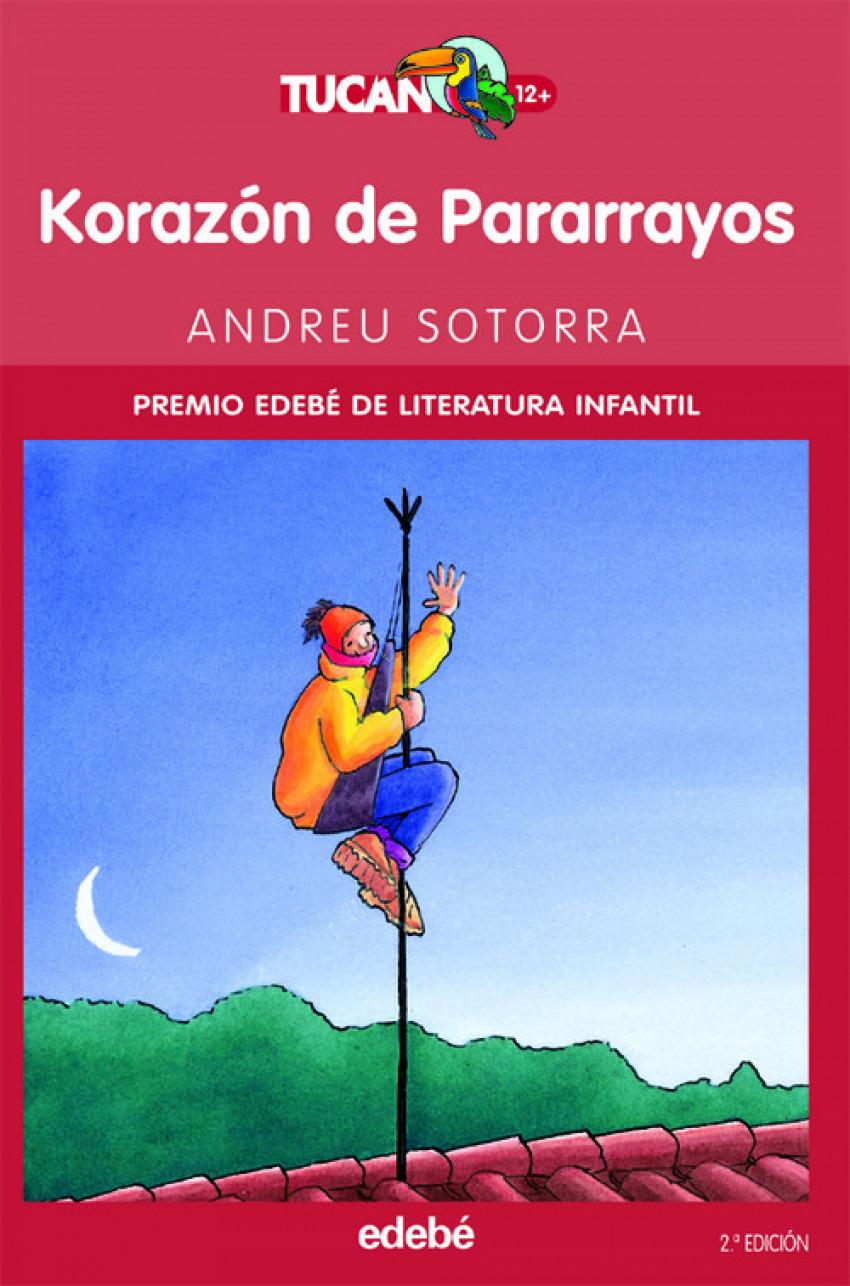 Korazón de Pararrayos - Andreu Sotorra