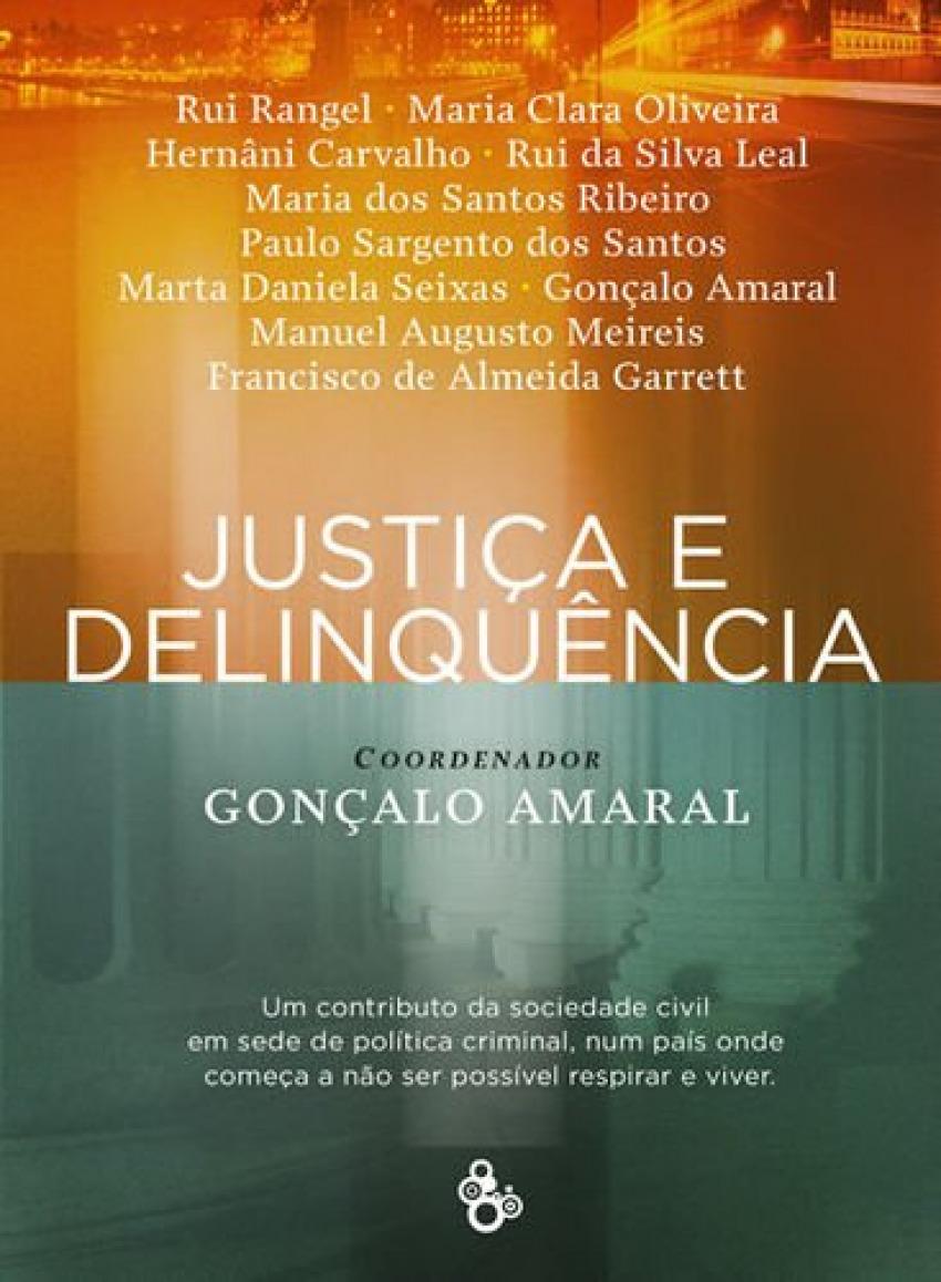 JustiÇa e delinquˆncia - GonÇalo Amaral