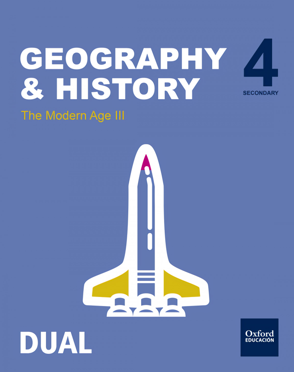 16).geography history 4ºeso vol.3 (inicia) dual - Fernández Armijo, M.ª Isabel