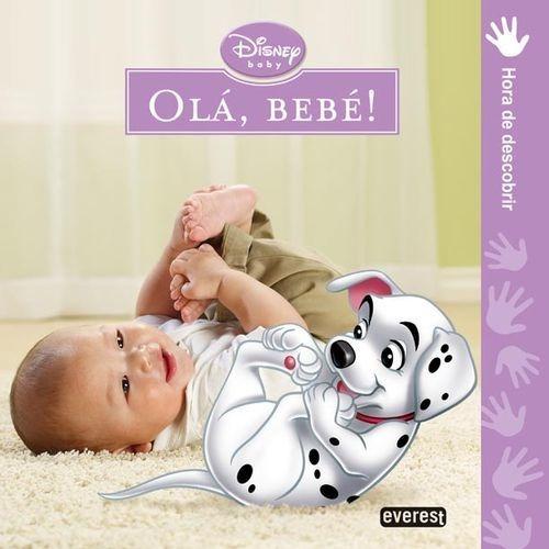 Disney baby: olÁ, bebÉ! - Vv.Aa.