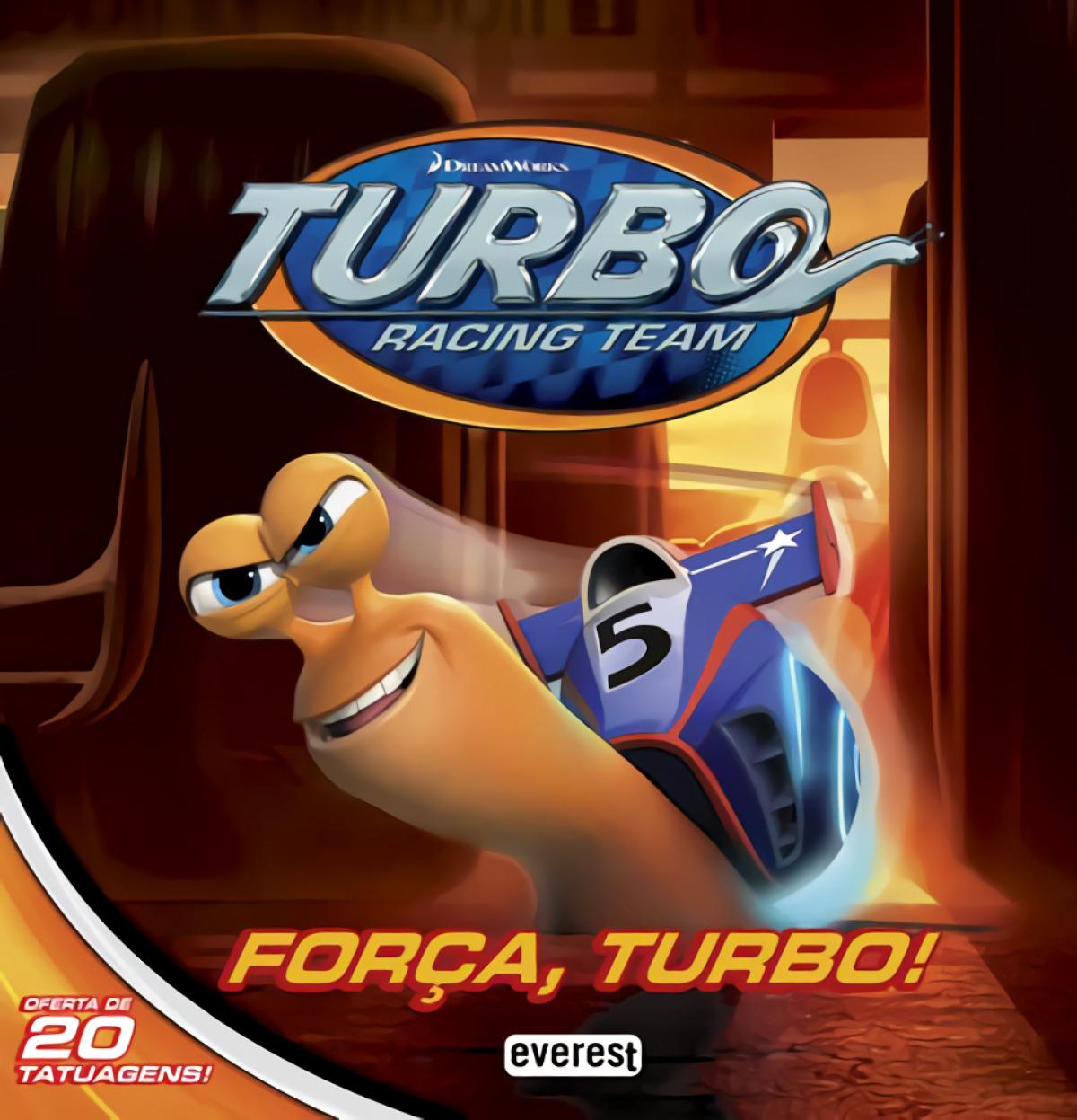 Turbo: forÇa, turbo! - Vv.Aa.