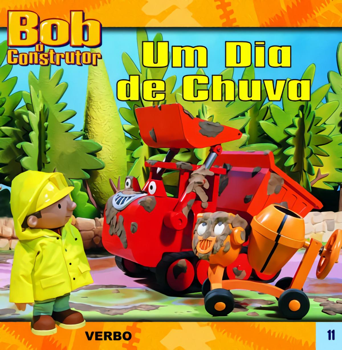 Bob o Construtor: Um Dia de Chuva - Trahy, Iona
