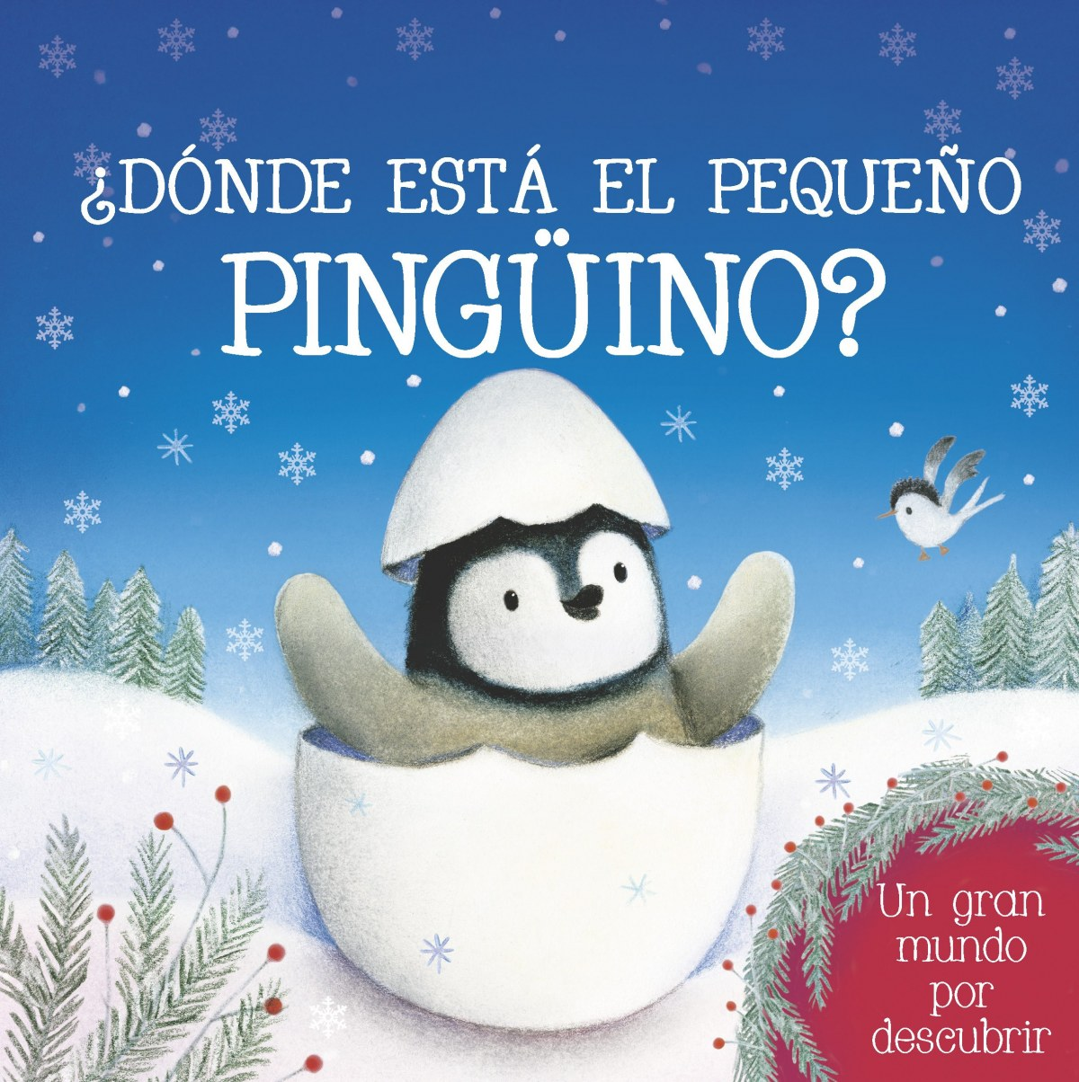 donde esta el pequeño pingüino? - Vv.Aa.