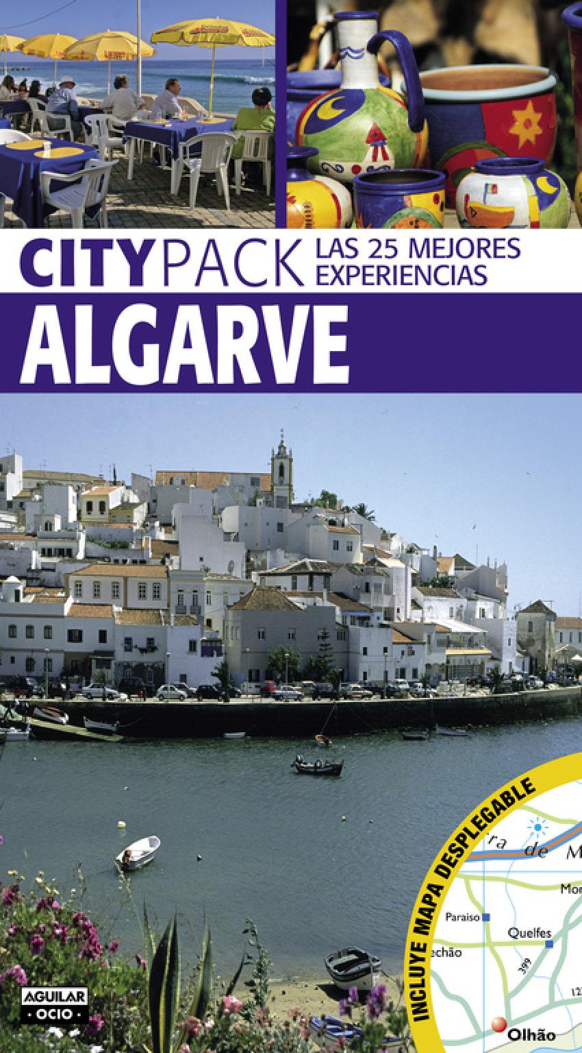 Algarve 2017 incluye plano desplegable - Vv.Aa.