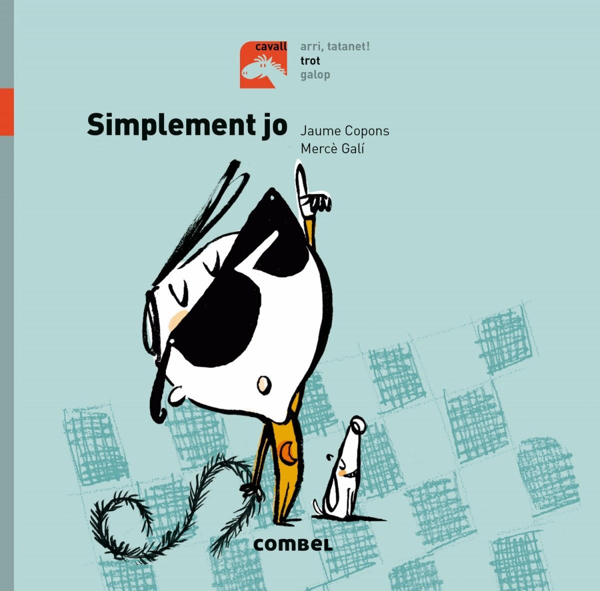 Simplement jo - Copons, Jaume/Galí, Mercè