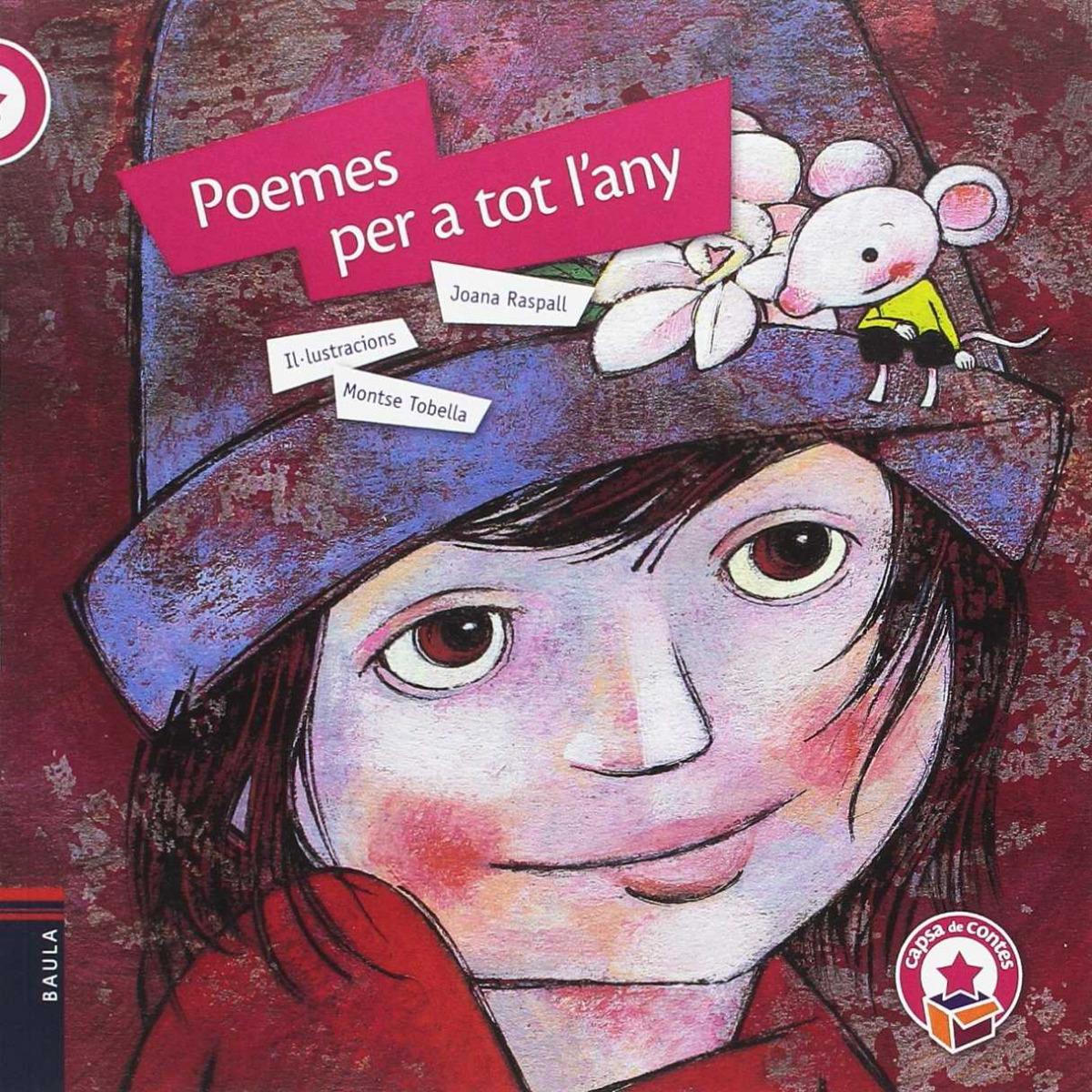 Poemes per tot l any CAPSA DE CONTES 30 - Raspall, Joana