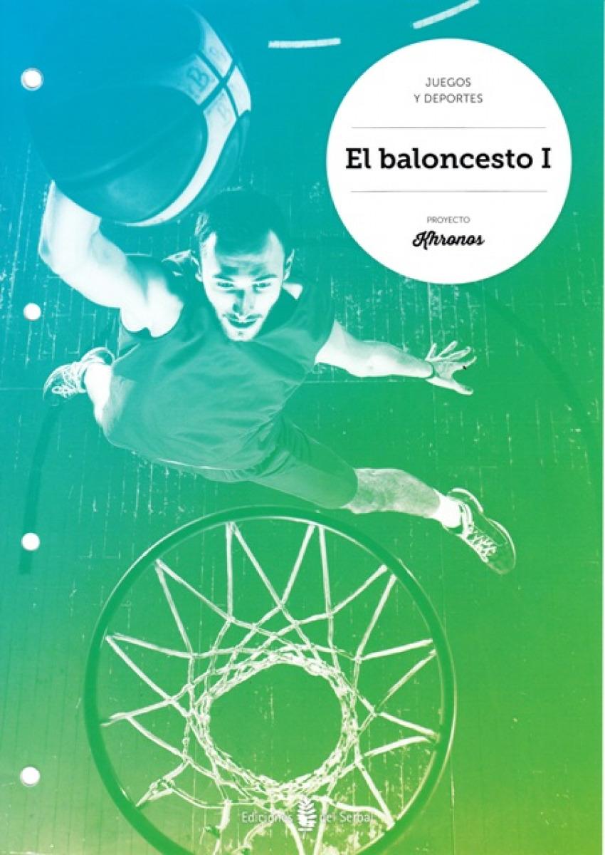 15).baloncesto i.cuaderno ed.fisica eso khronos - Aa.Vv.