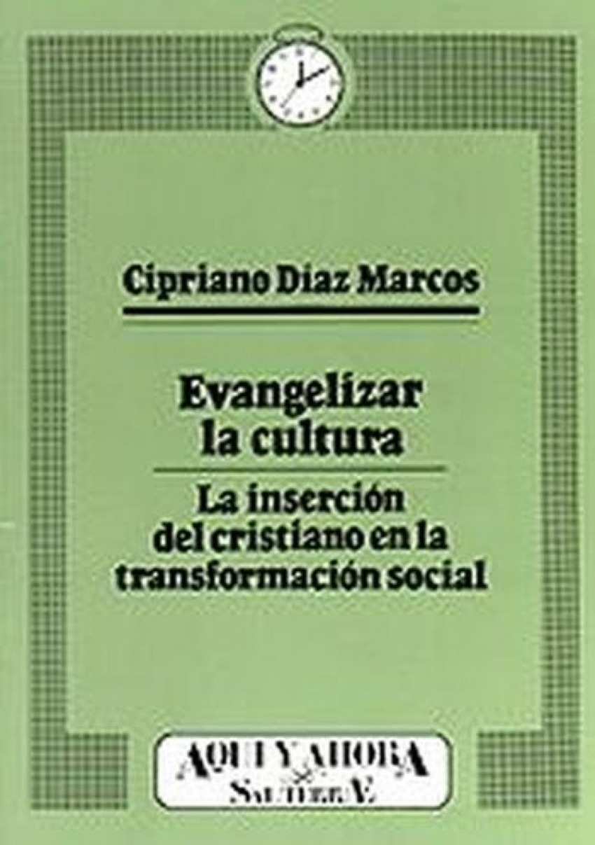 Evangelizar la cultura - Díaz Marcos, Cipriano