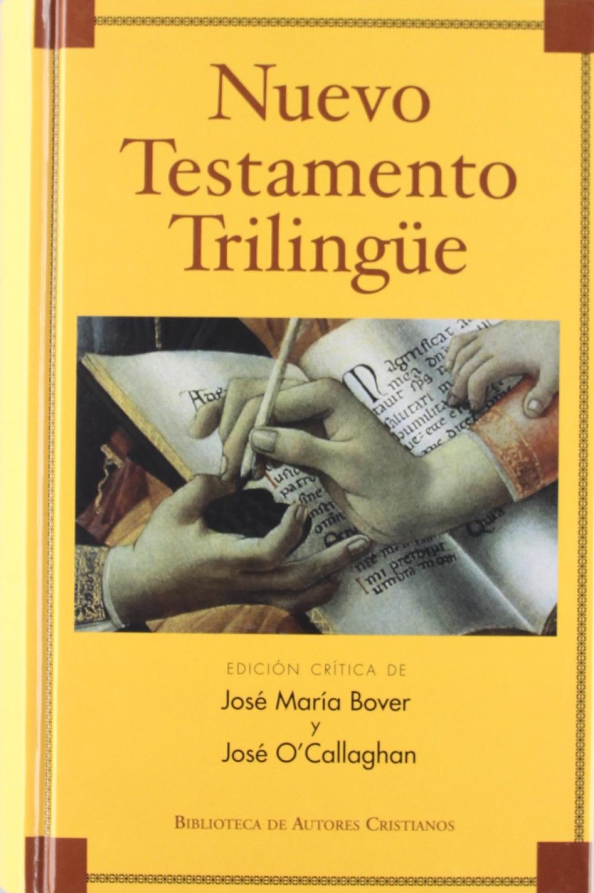 Nuevo Testamento (trilingüe) (NORMAL, Band 400)
