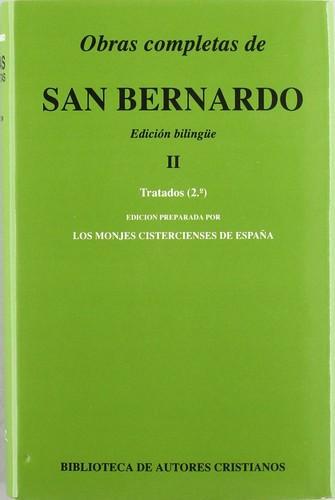 Obras completas de San Bernardo.II: Tratados (2) - San Bernardo