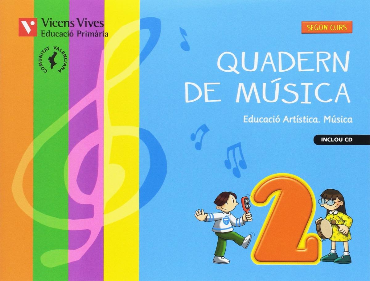 val).(13).quad.musica 2n.prim.(+cd) *valencia*