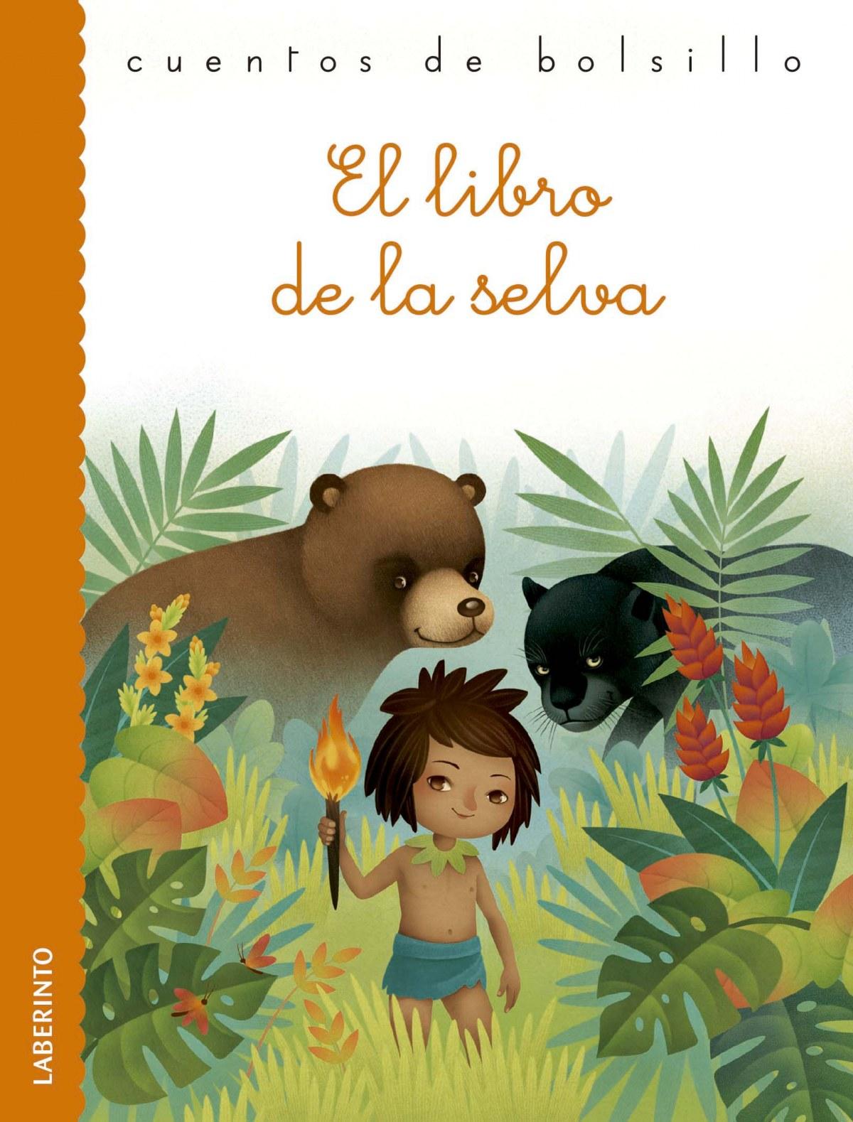El libro de la selva - Aa.Vv.