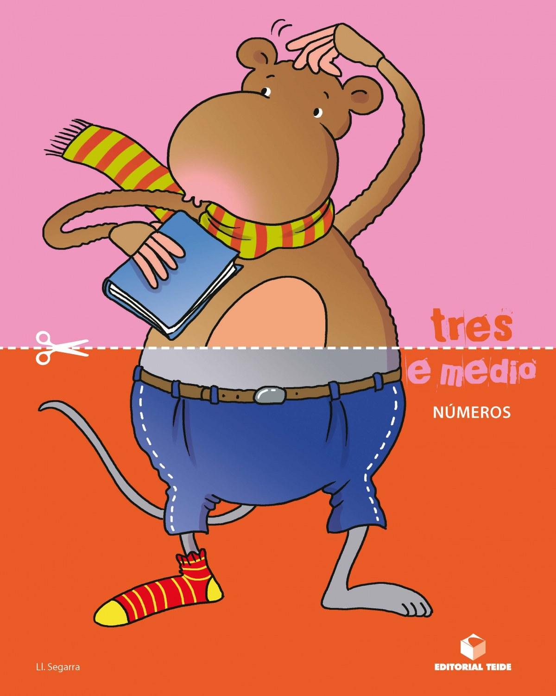 g).(17).tres e medio (numeros).caderno matematica 3 anos