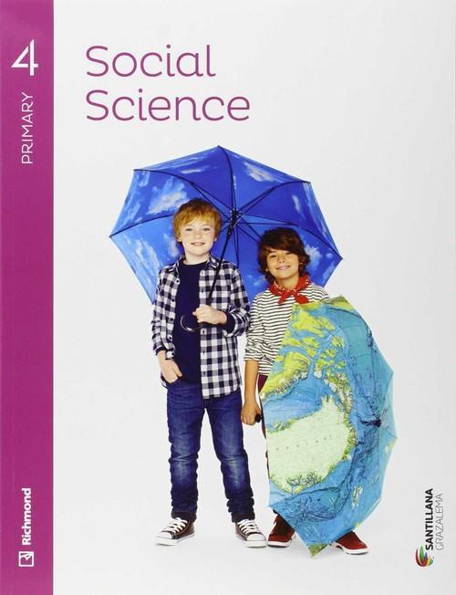 and).(15).social science 4ºprim.(+cd) *sociales ingles* - Vv.Aa.