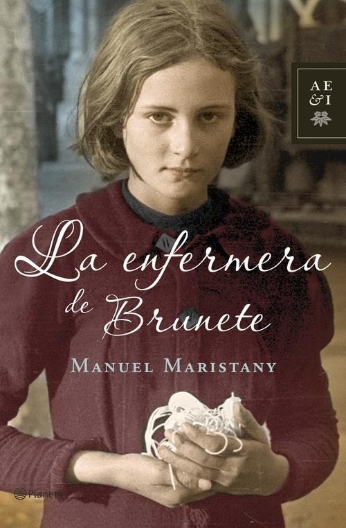 La enfermera de Brunete - Manuel Maristany