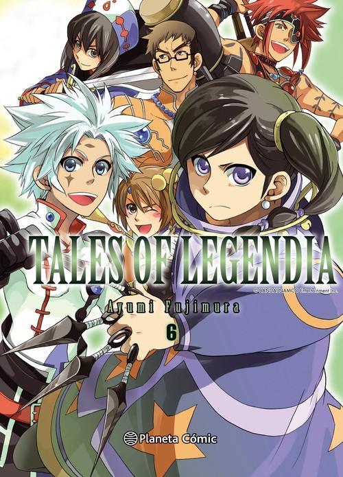 Tales of legendia 6 - Fujimura, Ayumi