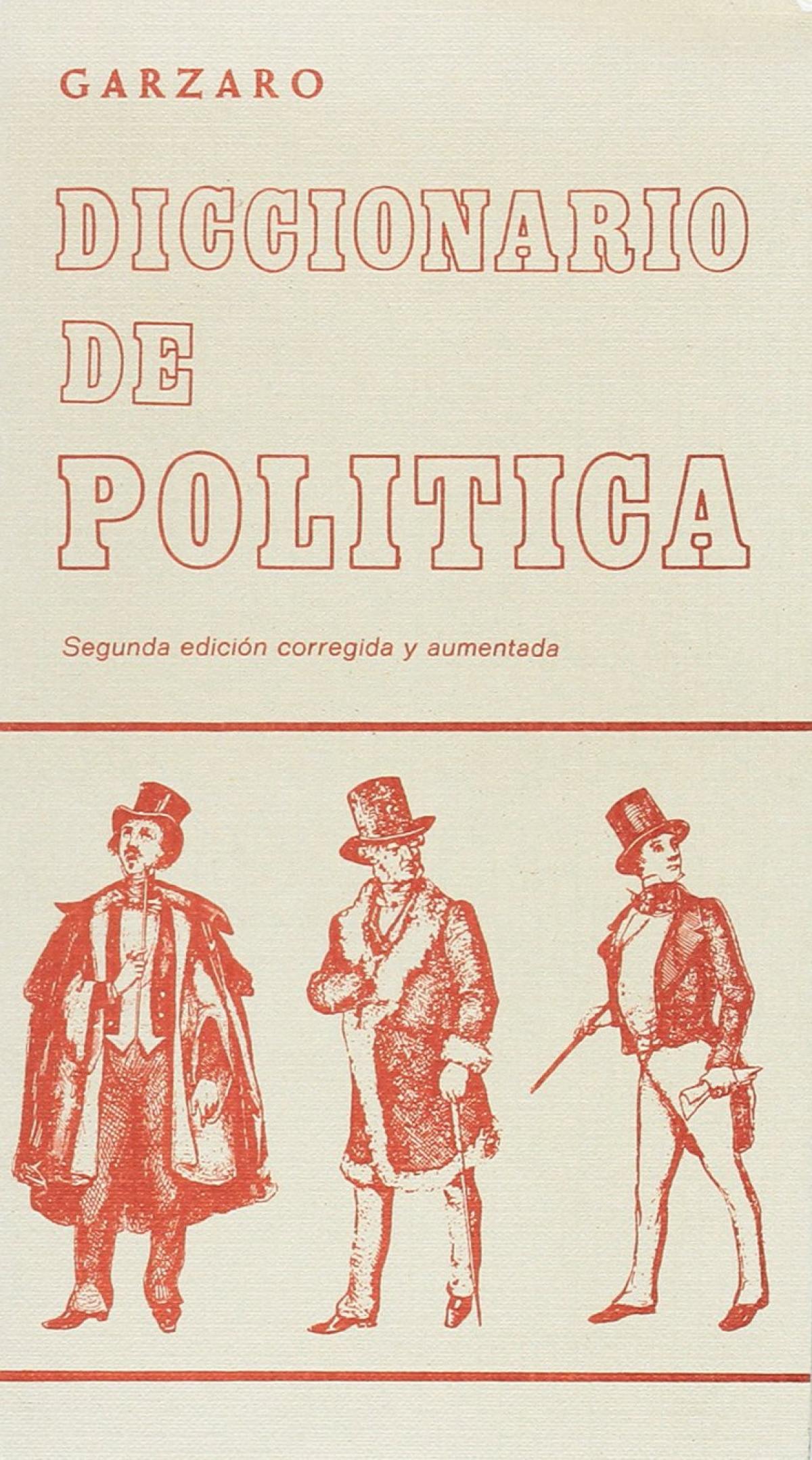 Diccionario de política - Garzaro