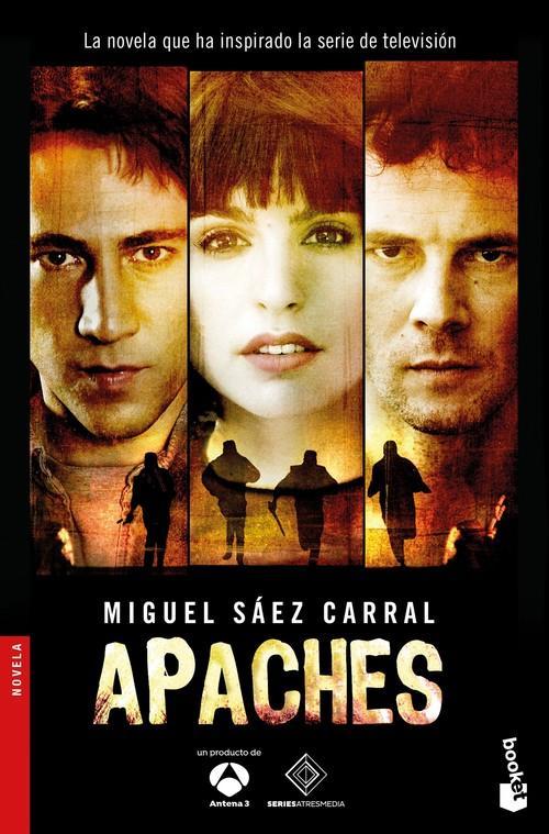 9788408143901 - Sáez Carral, Miguel: Apaches - Libro
