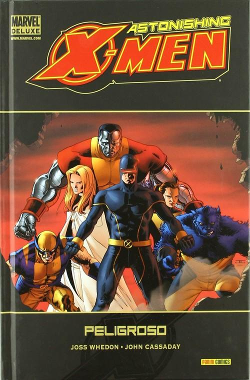 Astonishing X-Men 2, Peligroso - Whedon, Joss / Cassaday, John / Martin, Laura