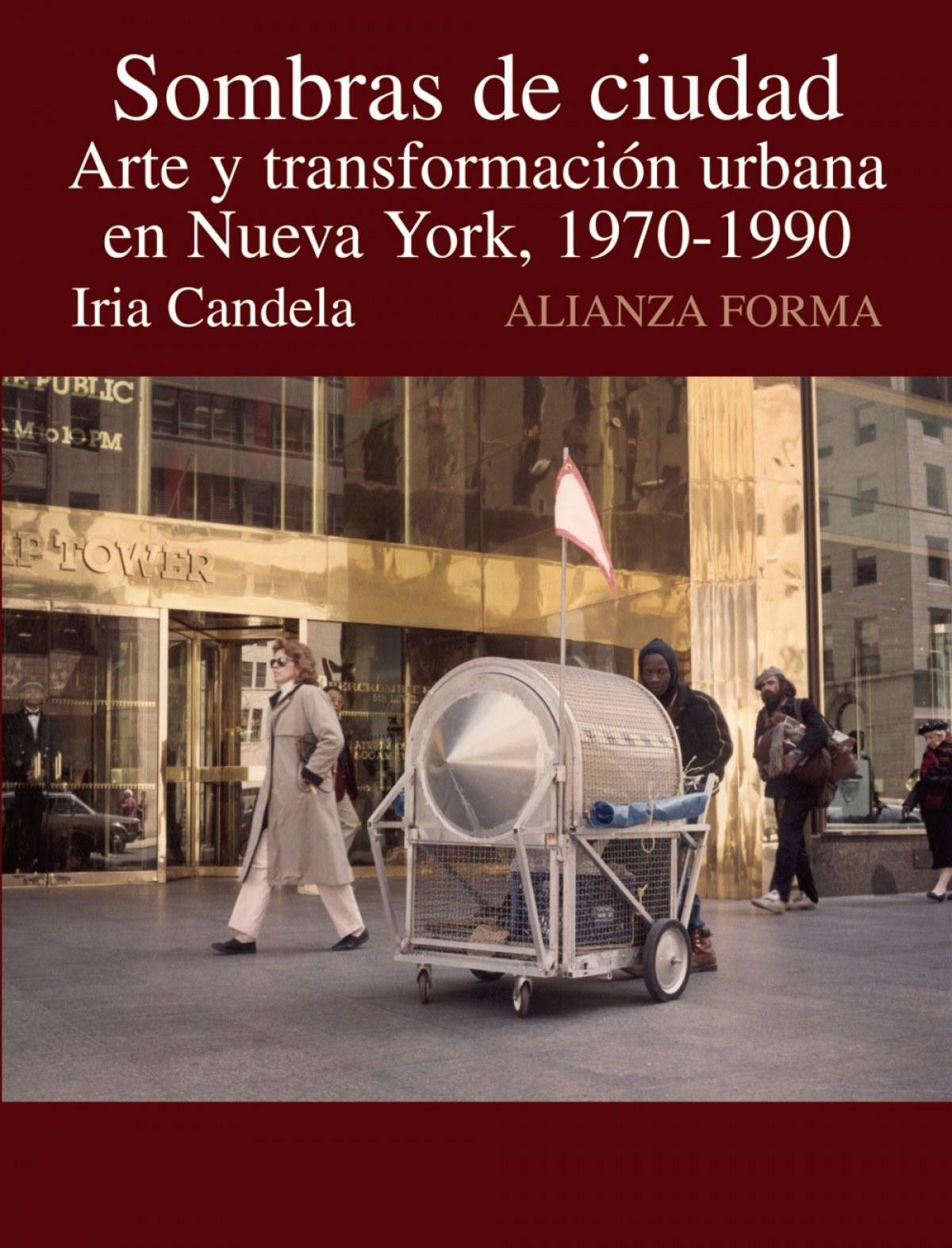 Sombras de la ciudad - Candela, Iria