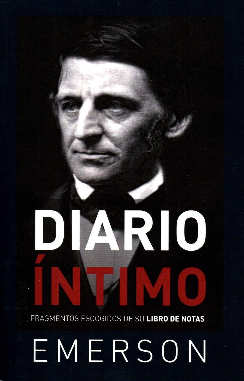 Diario intimo/ralph waldo emerson - Ralph Waldo Emerson