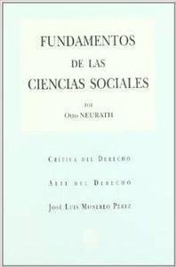 Fundamentos de las ciencias sociales - Neurath, Otto