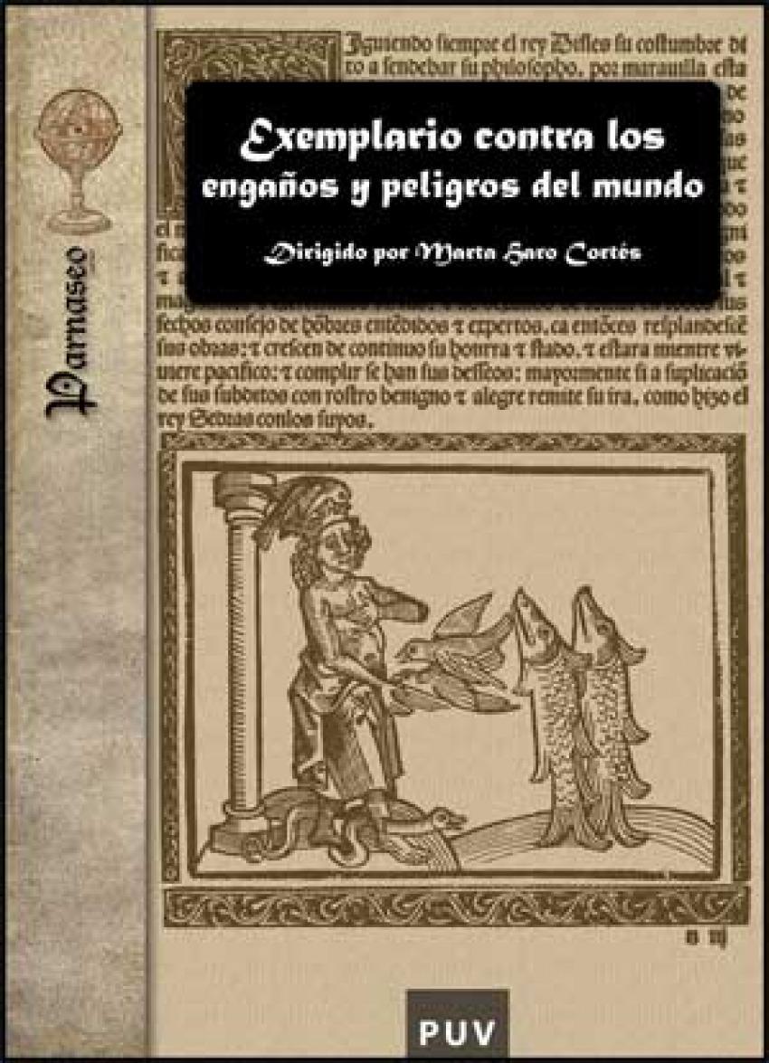 Exemplario contra los engaÑos y peligros del mundo - Marta Saro Cortes