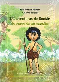 Las aventuras de Kanide I. La cueva de los caballos - Vv.Aa.