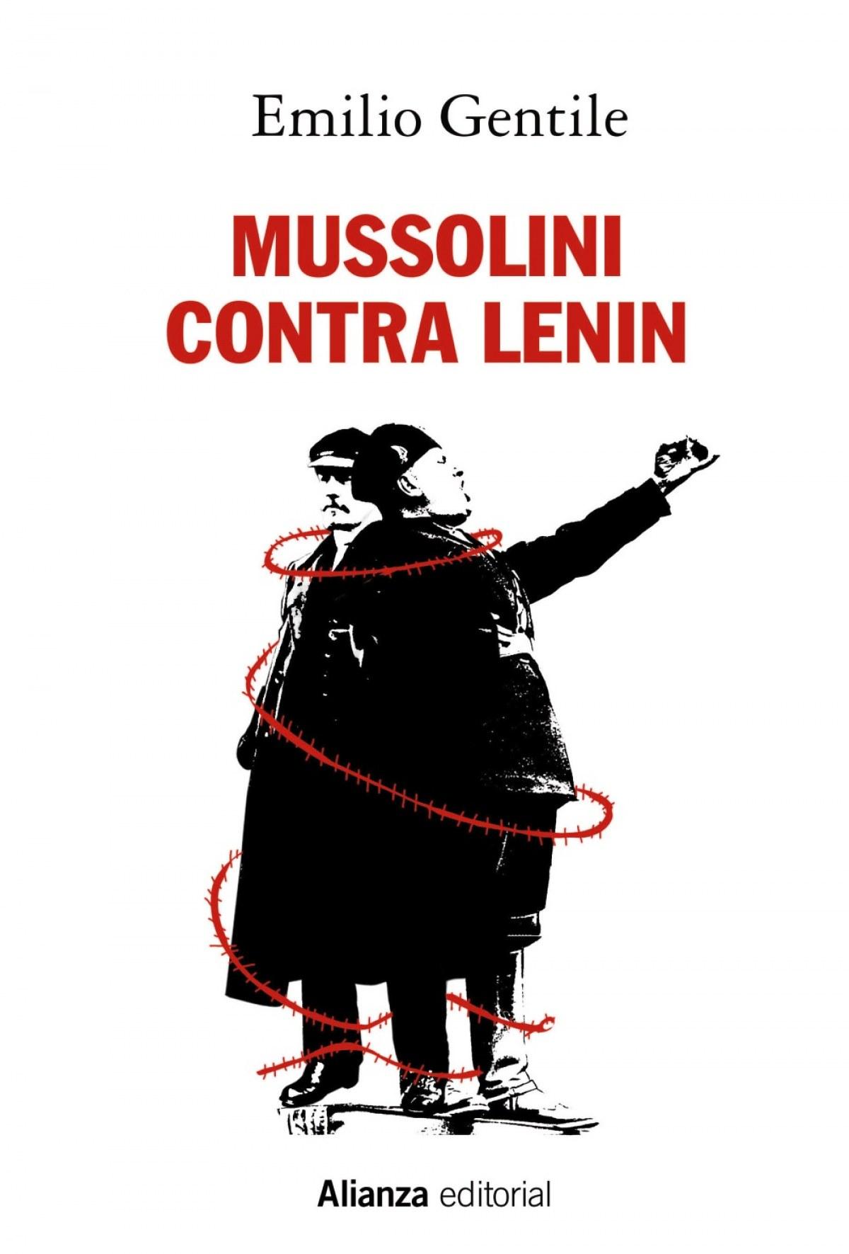 Mussolini contra lenin - Genile, Emilio