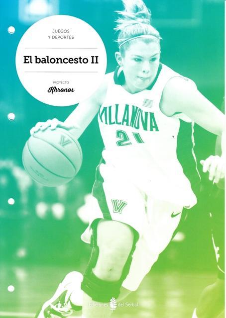 Baloncesto II.Cuaderno Ed.Física ESO Khronos - Aa.Vv.