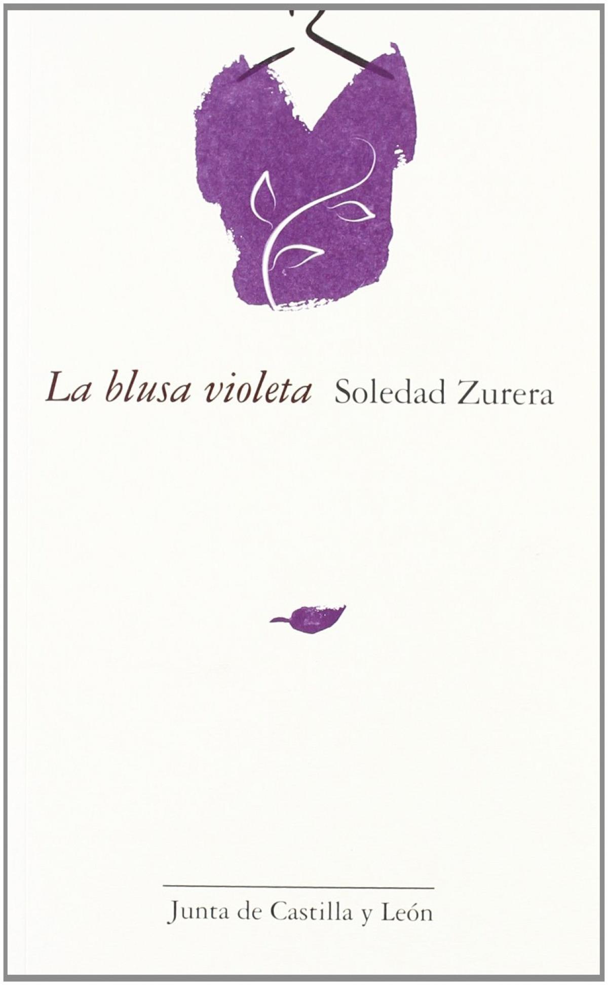 Blusa violeta, la - Zurera, Soledad