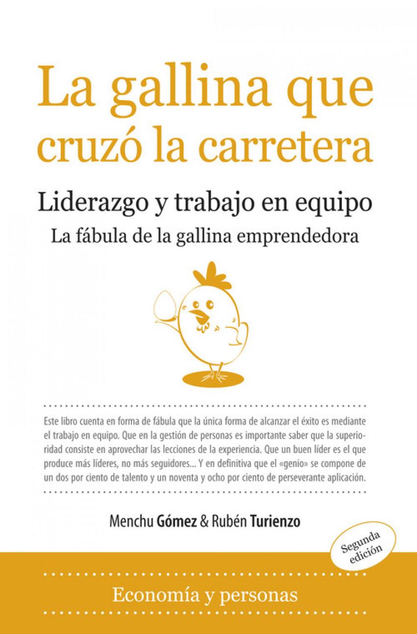 La gallina que cruzo la carretera - Gomez, Menchu/Turianzo, Ruben