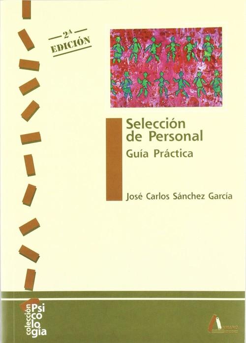 Selección de personal - Sánchez García, José Carlos