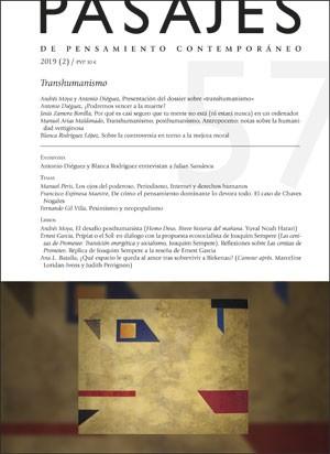 Pasajes de pensamiento contemporáneo Pasajes, 57 - Aa.Vv.