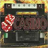 Casino- estuche+libro - Aa.Vv.