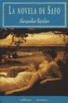 La novela de Safo Ningún hombre canta: Krislov, Alexander