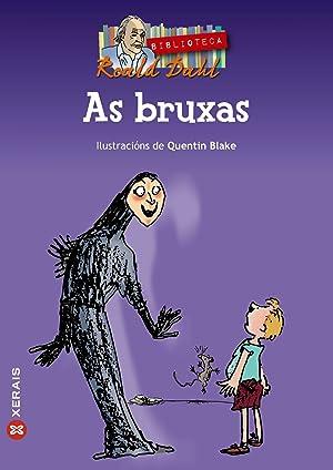 As bruxas: Dahl, Roald