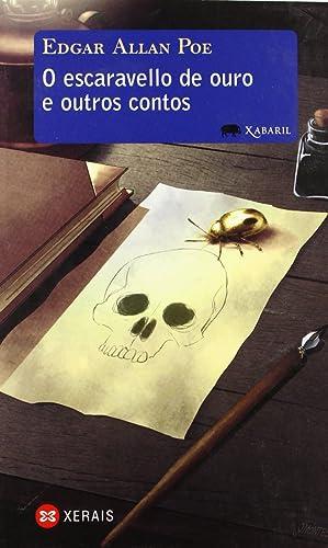 O escaravello de ouro e outros contos: Poe, Edgar Allan