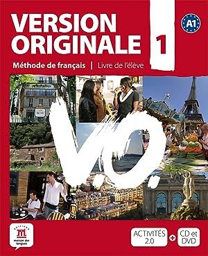 09).version originale 1.(livre+2cd) (a1): Denyer, Monique/Garmendia, Agustín/Lions-Oliviéri,
