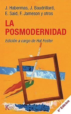 La posmodernidad: Varios autores