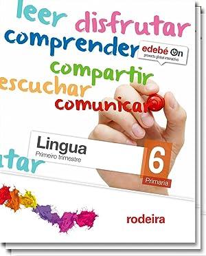 g).(15).lingua galega 6º.primaria (talentia) *trimestral*: Aa.Vv.