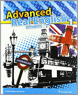 11).advanced real english 1º.eso (student's book): Aa.Vv.