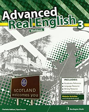 11).advanced real english 3º.eso (workbook+languge builder: Aa.Vv.