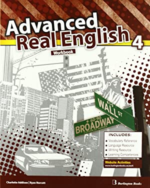 11).advanced real english 4º.eso (workbook+language builder: Aa.Vv.