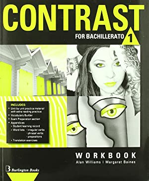 11).contrast for 1º.bach.(workbook): Aa.Vv.