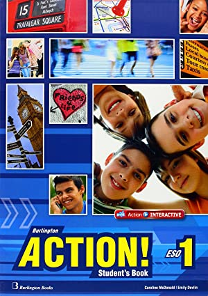ant/(14).burlington action 1ºeso (student book): Vv.Aa
