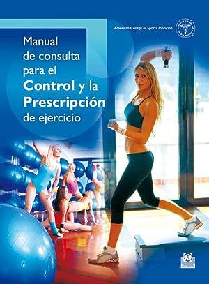 Manual de consulta para el control y: American College of