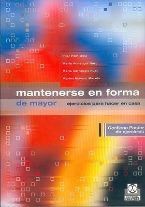Mantenerse en forma de mayor: Armengol Nart, Maria/Moreno