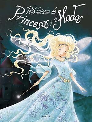 15 historias de princesas y hadas: Varios autores